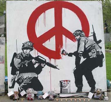 (Wonderful) Street Art Banksy61