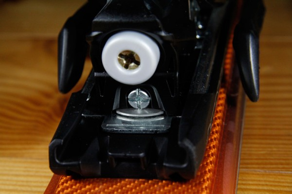 reglage fixation ATOMIC compression