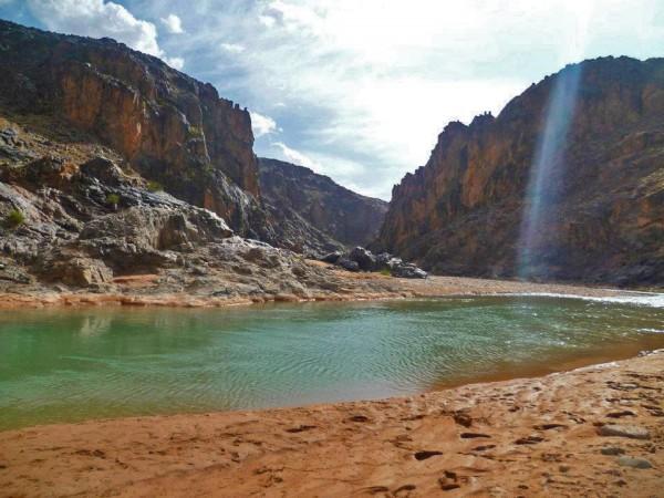 oasis est Sidi Flah