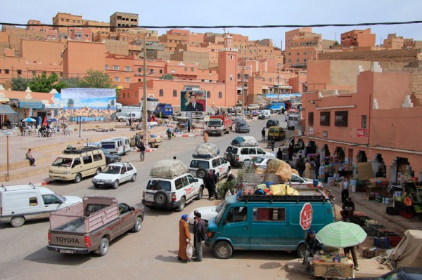 Maroc-Boumaine-Dades