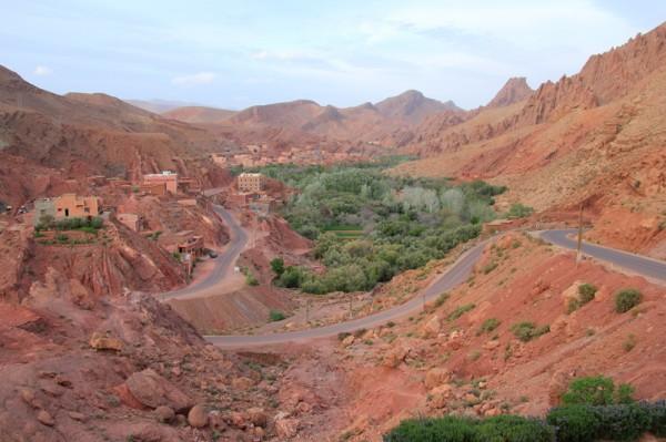 Meilleurs-paysages-Maroc-les-Gorges-du-Dades