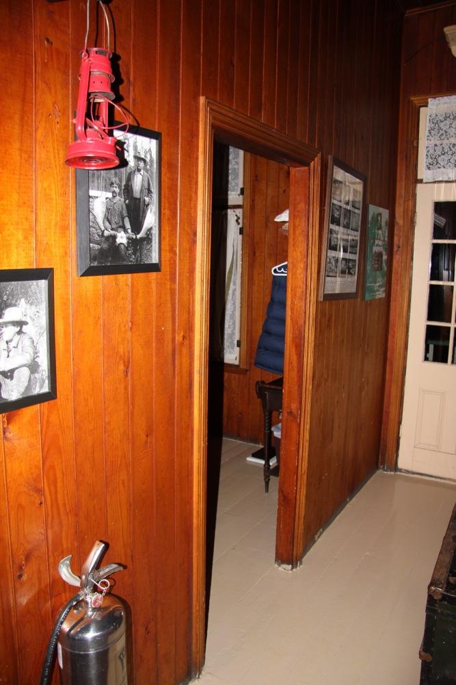 L'entrée de notre chambre