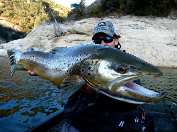 Alex Rios - team Caperlan - pêche en Espagne