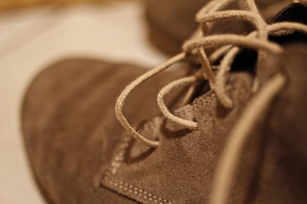 Usure lacets des chaussures FLOW MID NEWFEEL Décathlon