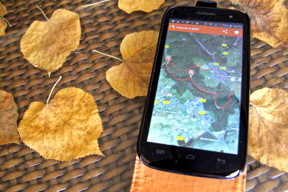 Application GPS sport strava vs runtastic