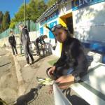 Club de plongée au port de Poussaï
