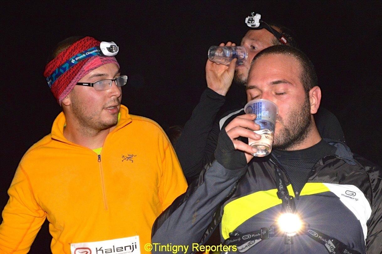 Benjamin CLERGET sur le trail de Tintigny svp !!