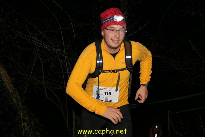 Trail Hussigny