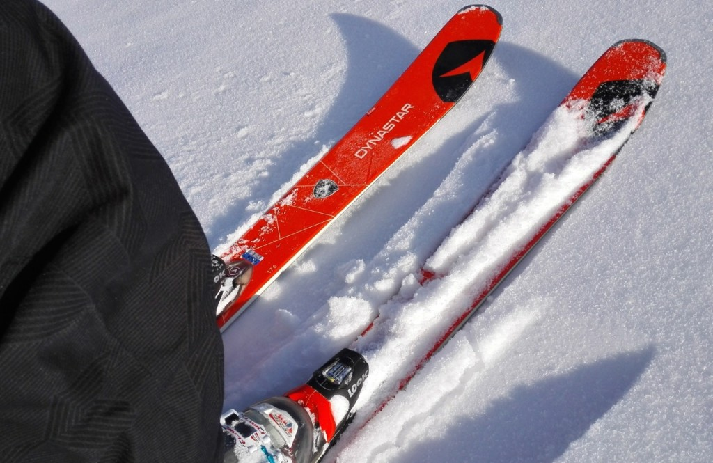 Ski Powertrack 84
