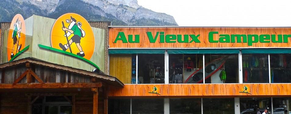 Top 5 des skis Au Vieux Campeur 201...