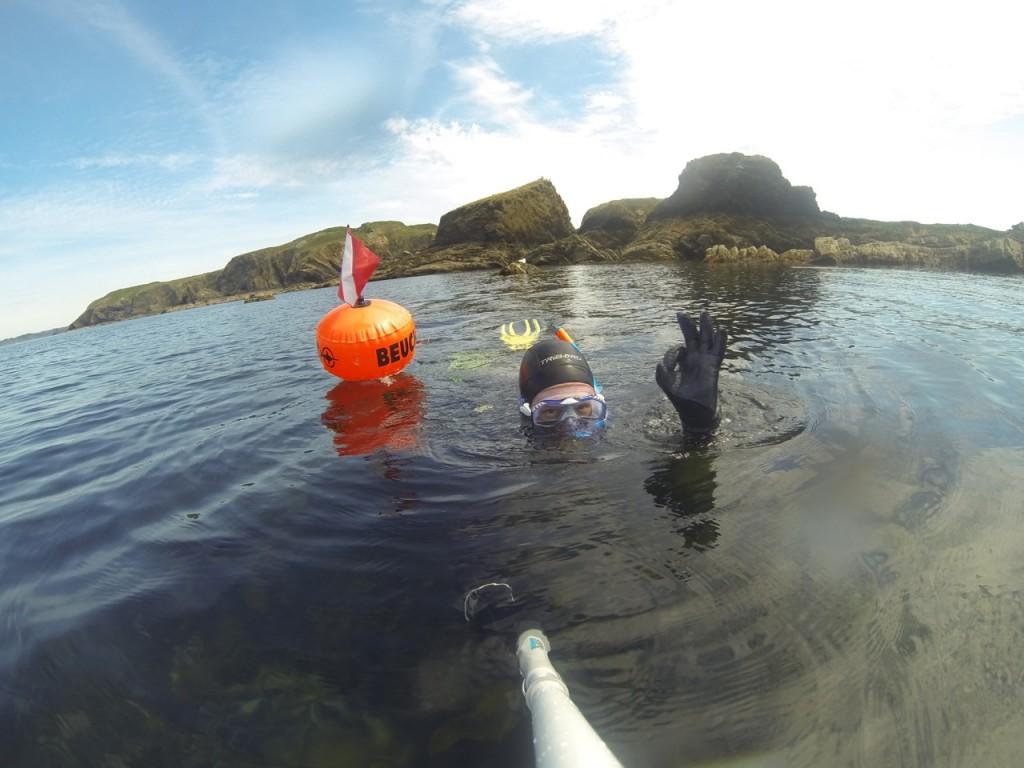 Randonnée aquatique