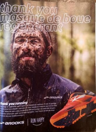 Une pub pour la Cascadia 10 tirée du magazine Wider