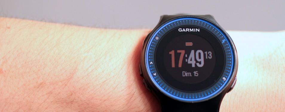Test du Cardio GPS sans ceinture GA...