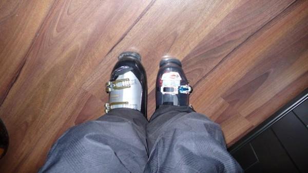 Chaussure confort vs chaussure sport