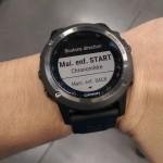 Comment utiliser le chronomètre sur la Fenix 3
