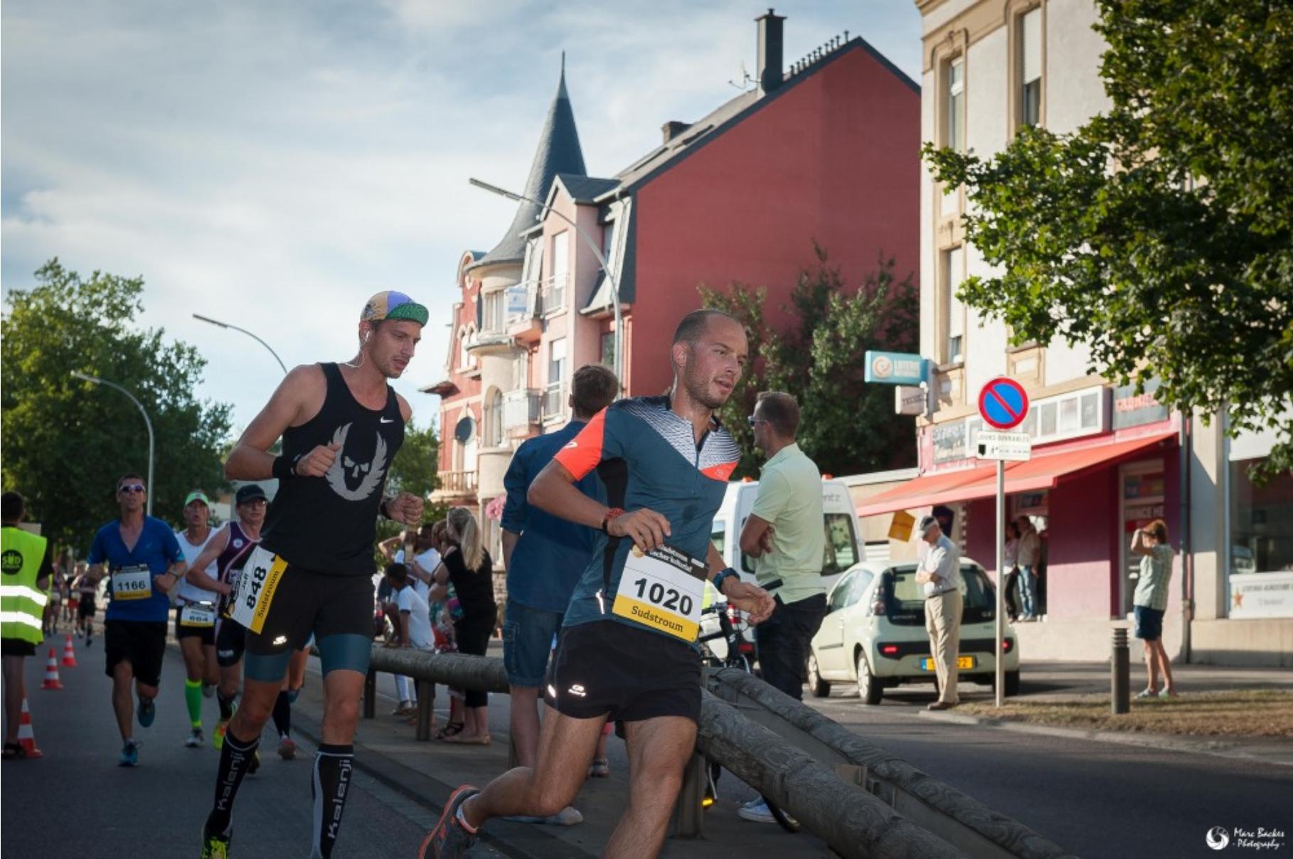 10 miles à intégrer à l'entrainement Marathon