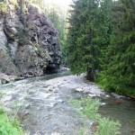 rivière roumanie