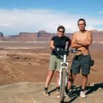 Canyonlands 4 jours de VTT avec Bryan