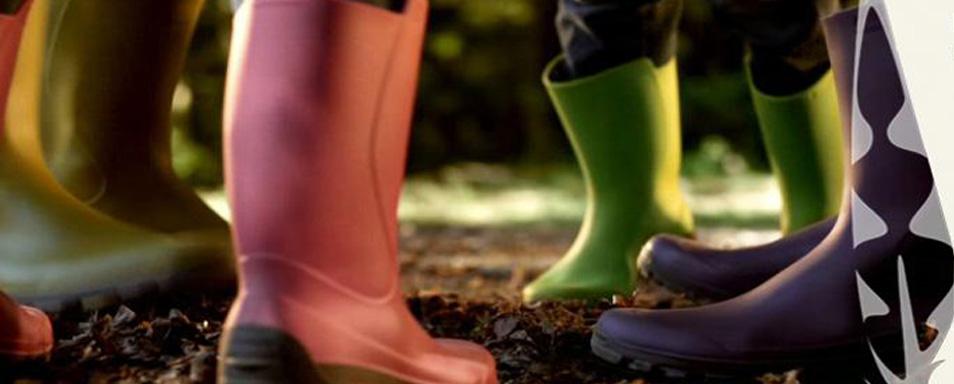 Les bottes solognac