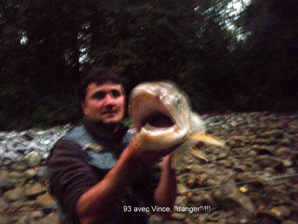 Zanella pêche danger