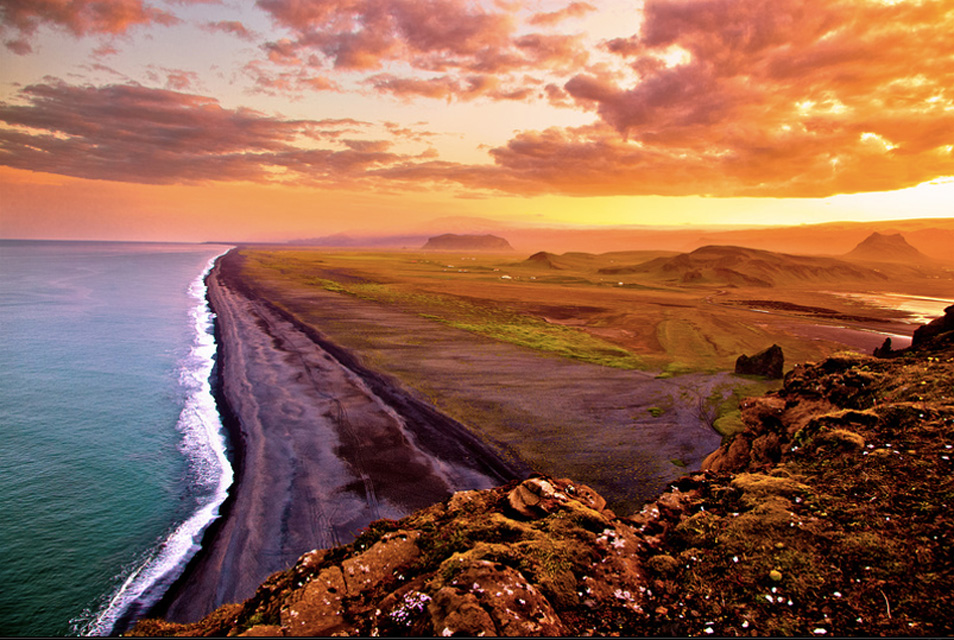photo iceland soleil minuit scientifantastic.com