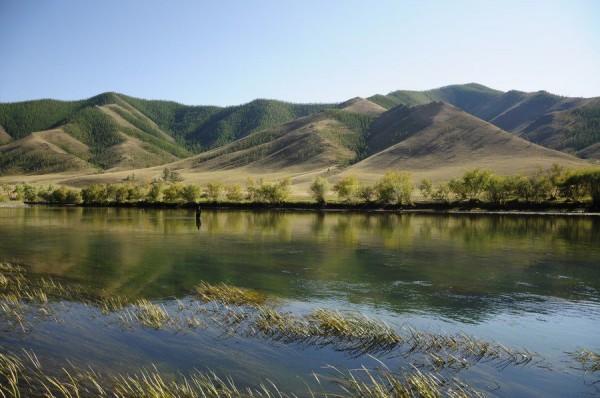 L'un des plus beaux lisse du séjour en Mongolie