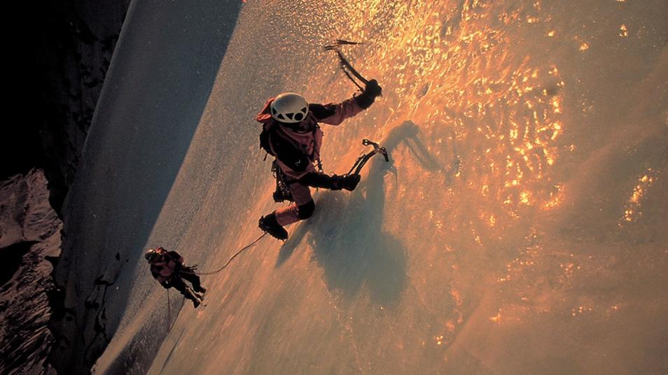 Climb-ice-slider