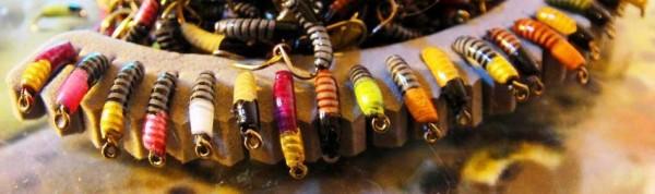 Une myriade de couleurs disponibles....
