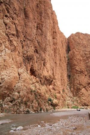 Les-gorges-de-Todra-Maroc