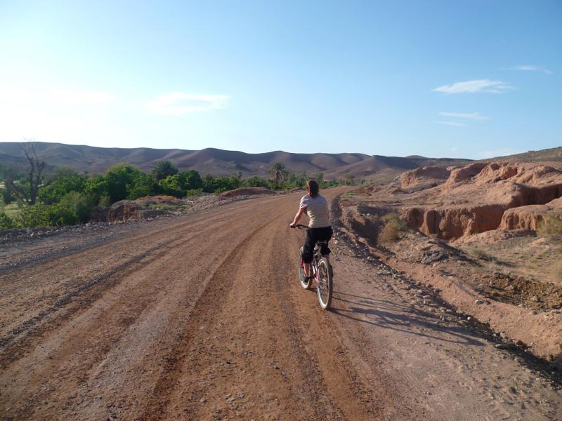 sur la route de sidi flah