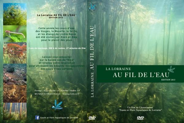 Faune et Flore Aquatique de Lorraine DVD