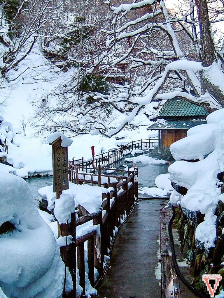 Ski au Japon