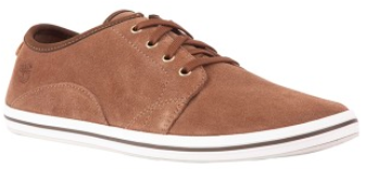 Timberland EK Casco Bay Leather Oxford Brown Suede