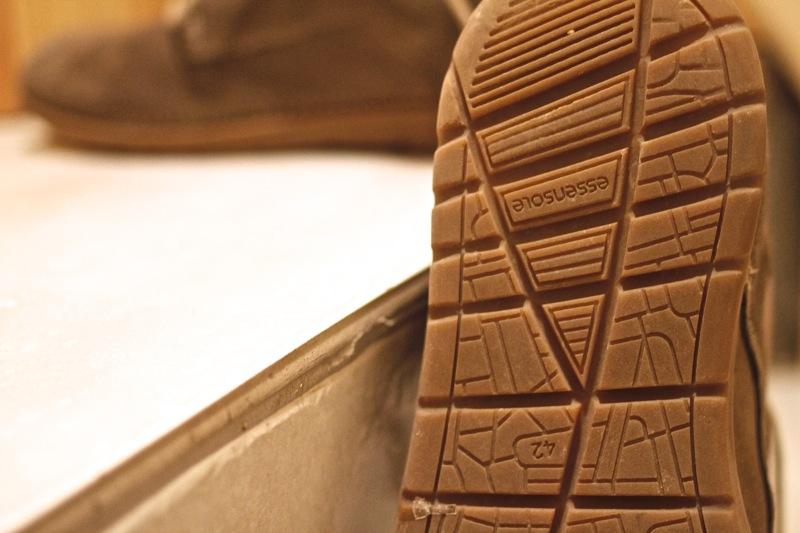 chaussure de ville timberland