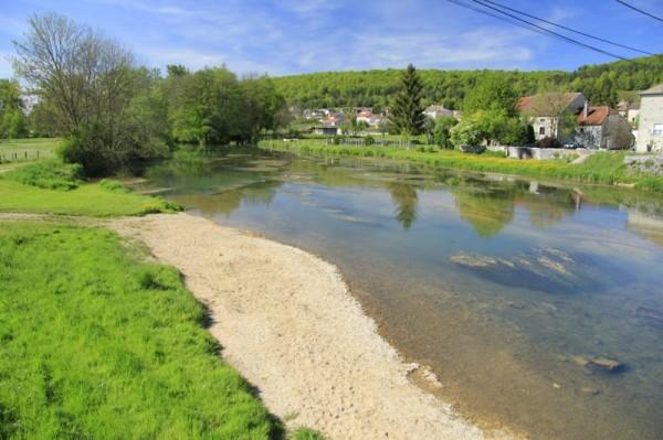 Le Rognon coule en Haute-Marne