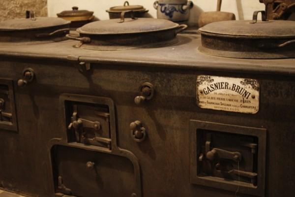 La cuisine à l'ancienne