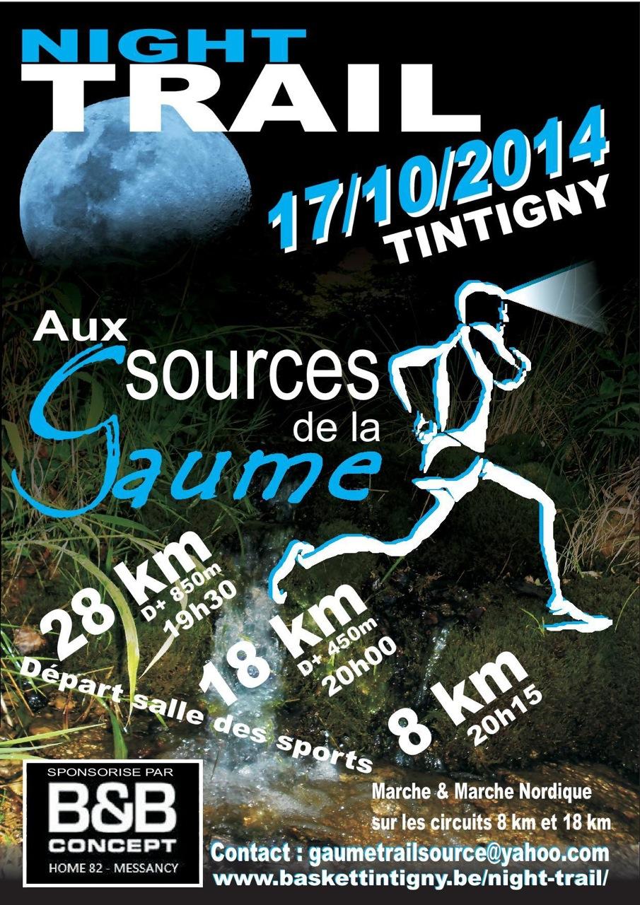 Trail tintigny 2014