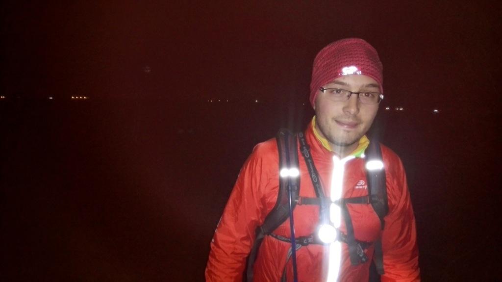 Run Light Avis Mitige Sur La Lampe Pectorale De Chez Decathlon