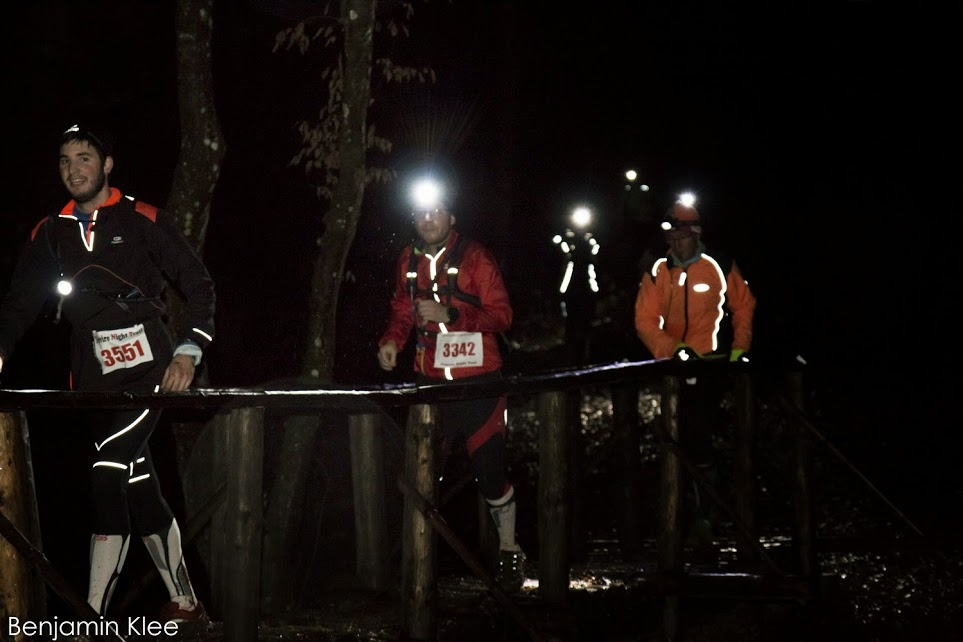Trevir Night Trail en Belgique