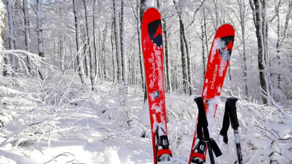 Test du ski Dynastar Powertrack