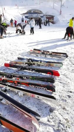 Skis polyvalents à tester