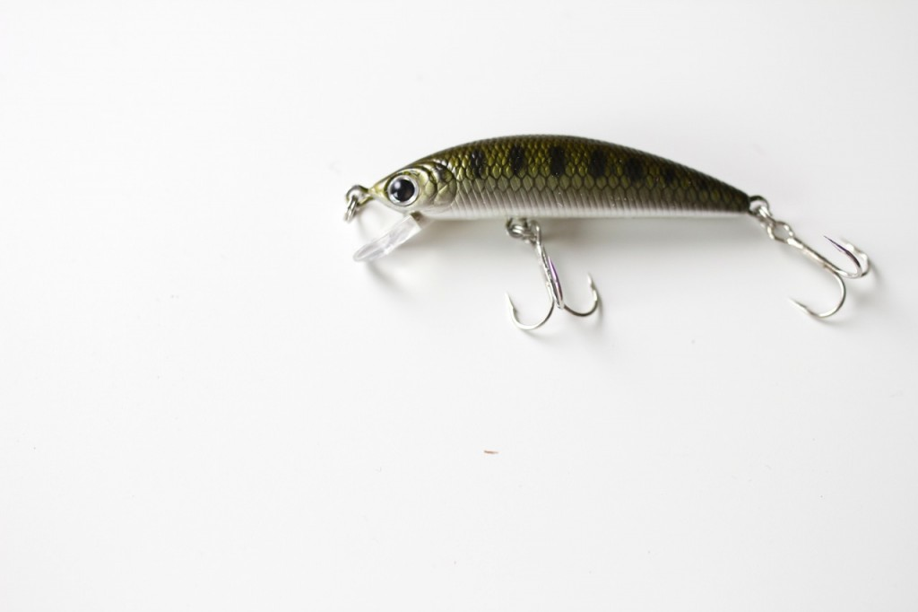Lucky craft humpack minnow