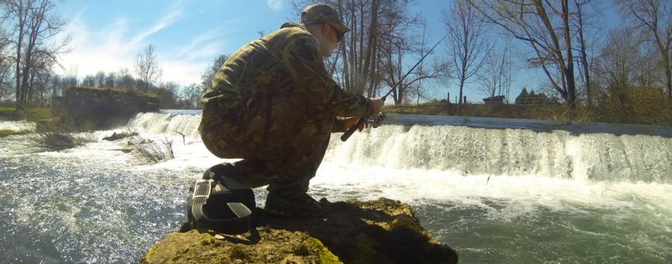 Comment pêcher la truite à l'...