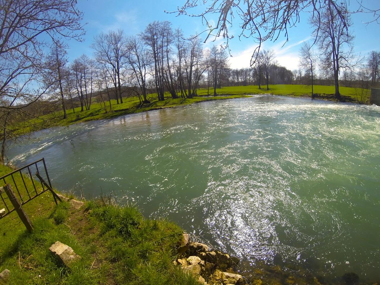 La Haute-Marne en ébulition cascade