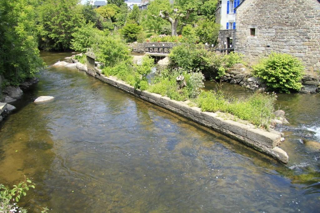 Rivière l'Aven