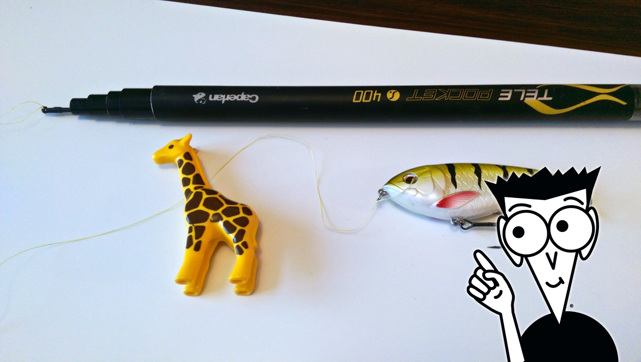 Comment choisir sa canne a pêche quand on est débutant.