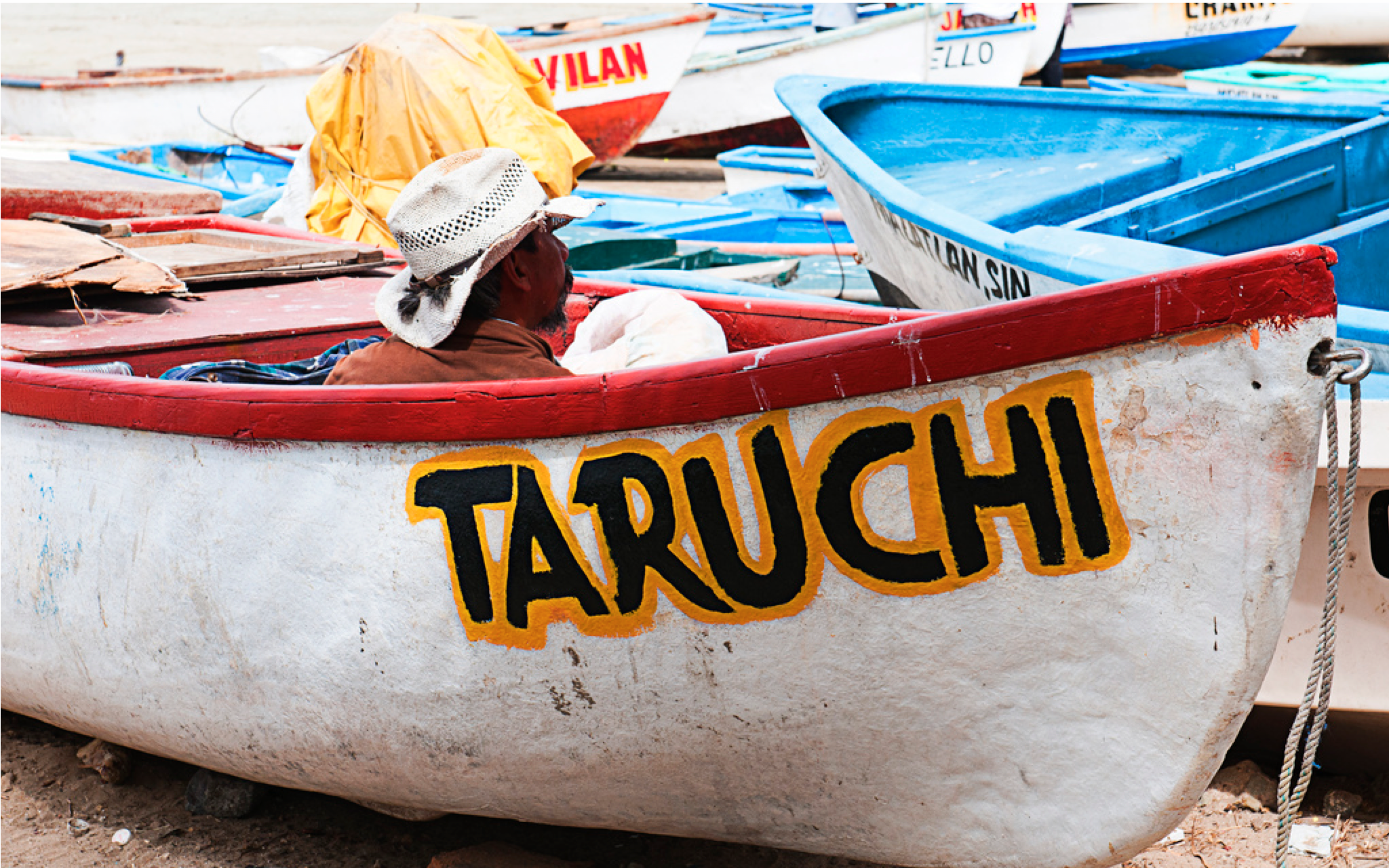 Histoire du pêcheur Mexicain