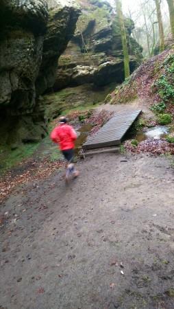 La Fenix 3 pour le trail