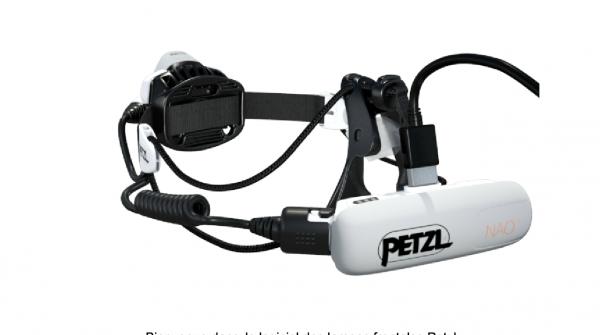 Comment brancher sa Petzl Nao à l'ordinateur ?