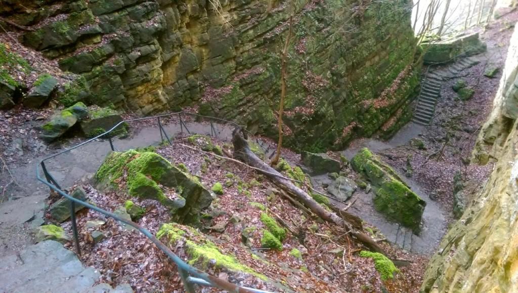 Sur les hauteurs de Echternach (E1)